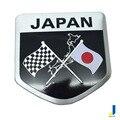 Bandeira Emblema Do Carro Suprimentos automotivos Decorativo Escudo JSD-3682 Modificados Adesivos de Carro Personalizado Adesivos de Carro de Metal Do Carro