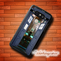 Capa Tardis Doctor Who Wholesale Case For Sony Xperia Z3 Z2 Z1 Case Cover For HTC