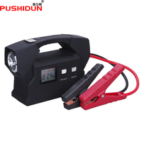 24V 26600mAh Car Jump Starter Booster Car Battery Jump Start Starter Charger Portable Battery Booster Pack for Gasoline Truck