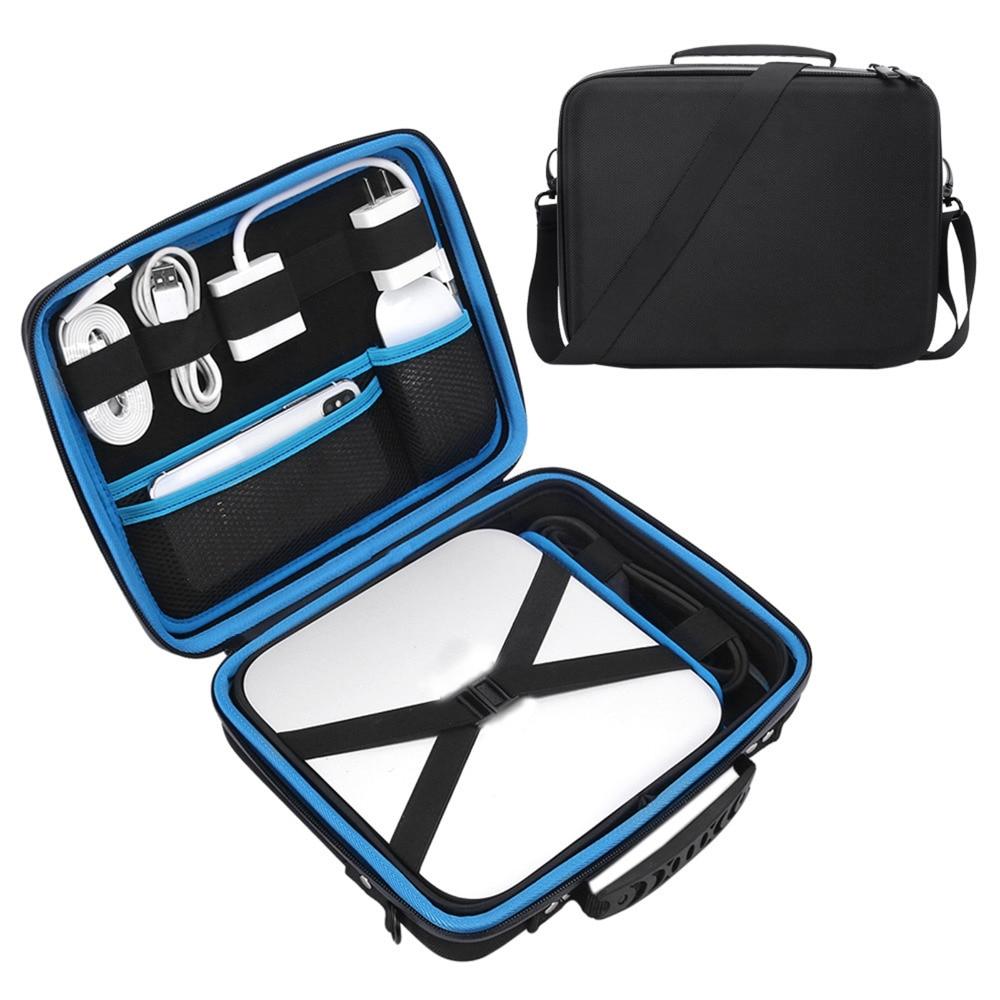 Taschen DemüTigen Tragbare Stoßfest Schutz Lagerung Tasche Tasche Für Mac Mini Schutzhülle Reise Tasche Hülle Handtasche Senility VerzöGern Unterhaltungselektronik