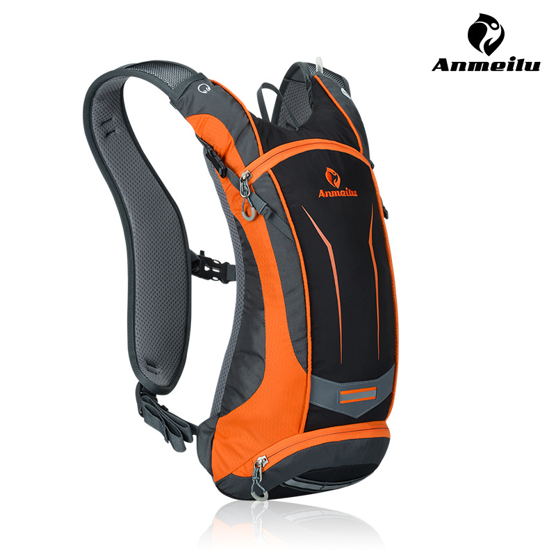 8L Outdoor Sports Women Men Hydration Backpack Hiking Climbing Bag Cycling Camping Ultralight travel Bladder Container Camelback 2018 sports bag 8l camping travel backpack climbing mochila mountain hiking bike bicycle bag cycling running rucksack women men