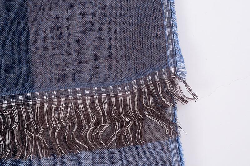 Tartan Reversible Men Scarf | Men's Scarves | Up to 60% Off Now