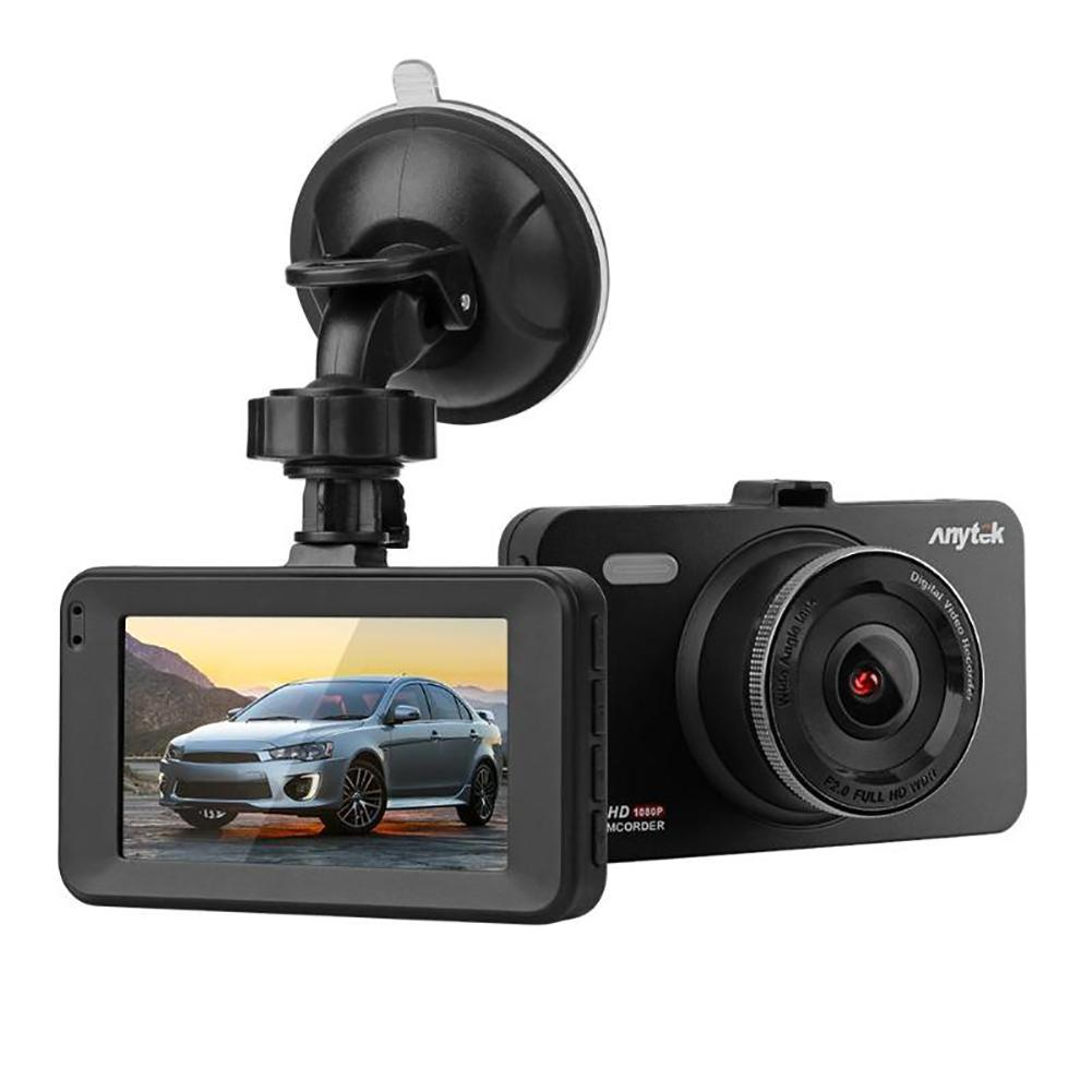Car-Dvr-Camera Driving Video-Recorder Cam-Inch Dash 170-Degree FHD A78 1080P