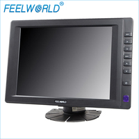 8 800x600 TFT LCD Touchscreen Monitor With HDMI VGA Video Audio Input FW813AHT