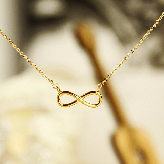 Gold charm infinity pendants choker necklaces for women boho jewelry gold charm infinity pendants choker necklaces for women boho jewelry eternal friendship necklace bijoux femme collier aloadofball Gallery