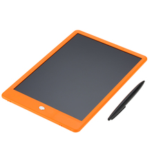 Best price 10″ inch LCD Writing Tablet Drawing Board Paperless Digital Notepad Rewritten Pad for Draw Note Memo Remind Message children kid