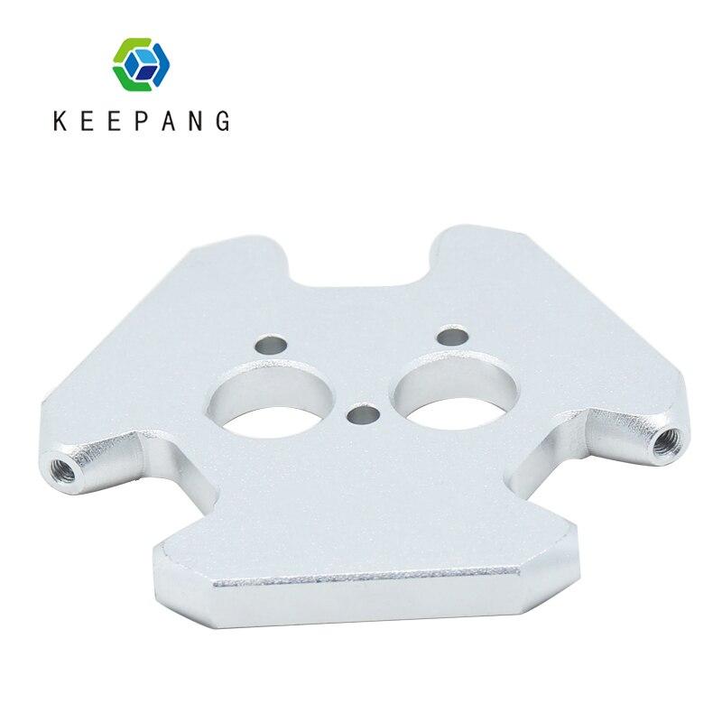 Kossel Limit Switch Mounting Plate Accessories 4pcs 3D Printer Fixture delta