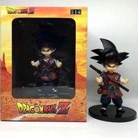Dragon Ball Giovane Son Goku Action Figure 1/8 scale dipinte figura Kid Goku Con Box Collection Doll brinquedos Giocattolo