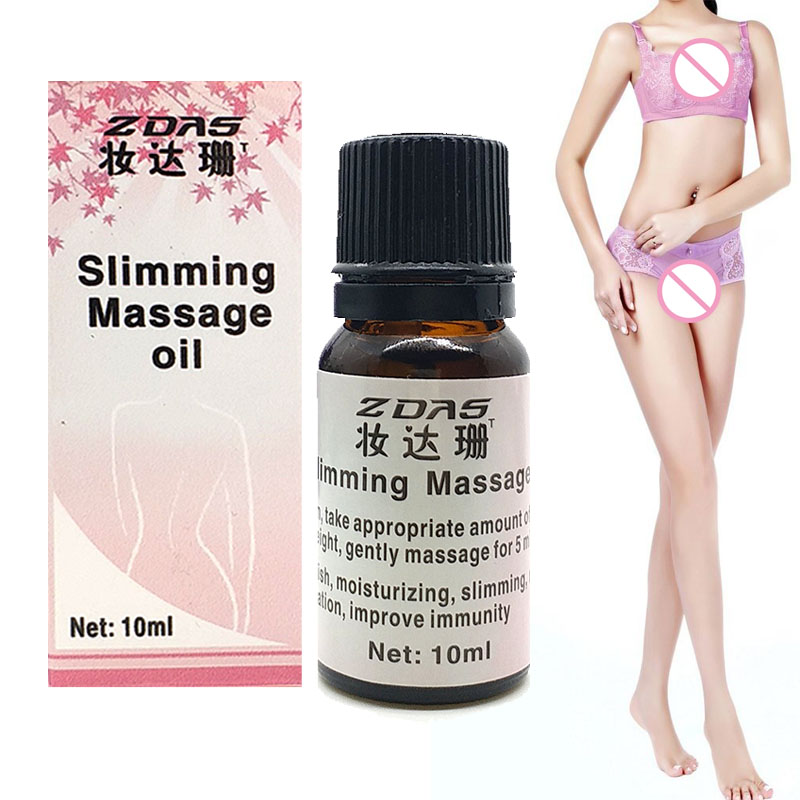Scrub & Bodys Treatment Potent Effect Lose Weight Oil Thin Leg Waist Fat Burning Natural Safety Weight Loss Slimming 3