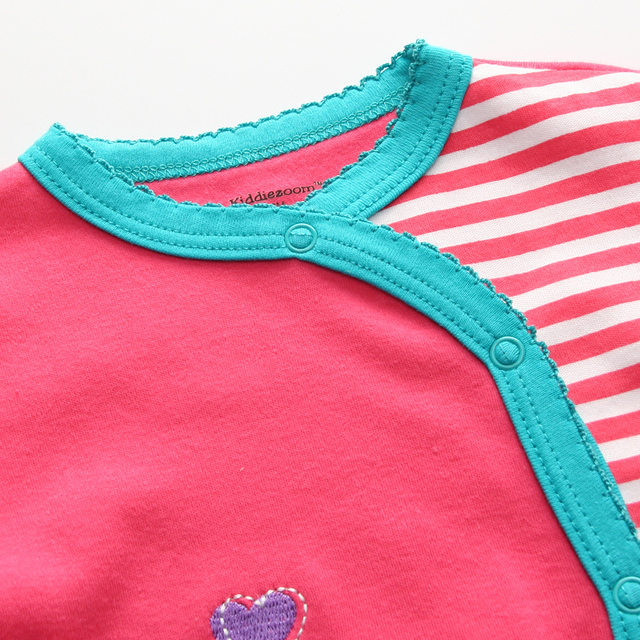 Online Shop New Arrival Baby Clothes Baby Boy Girls Footed Romper