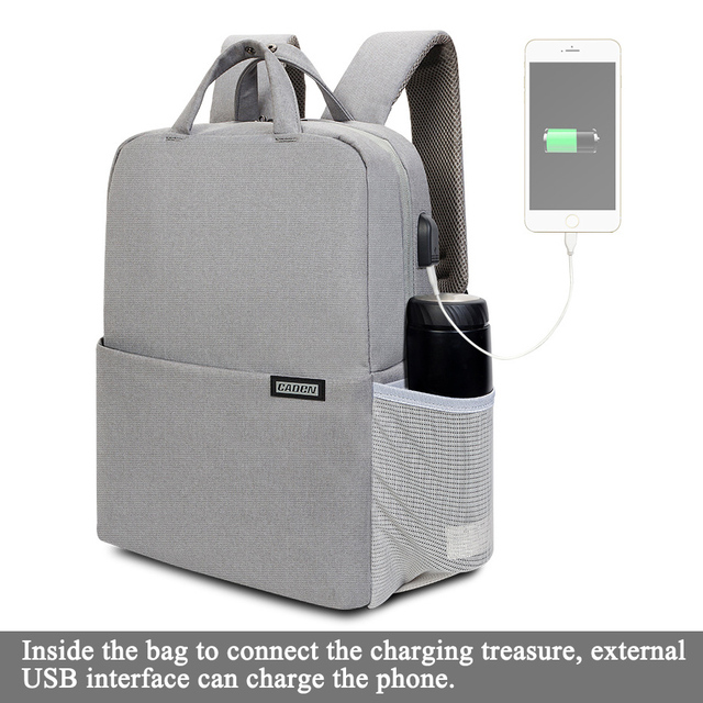 4cf9977360 Upgrade Caden Waterproof Multi-functional USB Laptop Camera Bag Outdoor  Sports Travel VIDEO Backpack Bag for Canon Nikon Sony L5