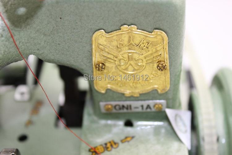 Overlock sewing machine (three line of household kao edge sewing machine Three wire locked stitcher (send motor) GN1 1 a - 2