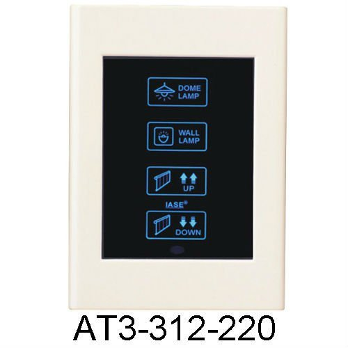2011 Villa Light and Curtain Control Touch Screen Switch