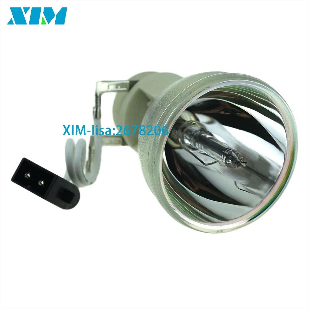 Free Shipping Compatible Projector Bare Lamp 5J.J6P05.001 Bulb P-VIP240/0.8 E20.8  For Benq MW721