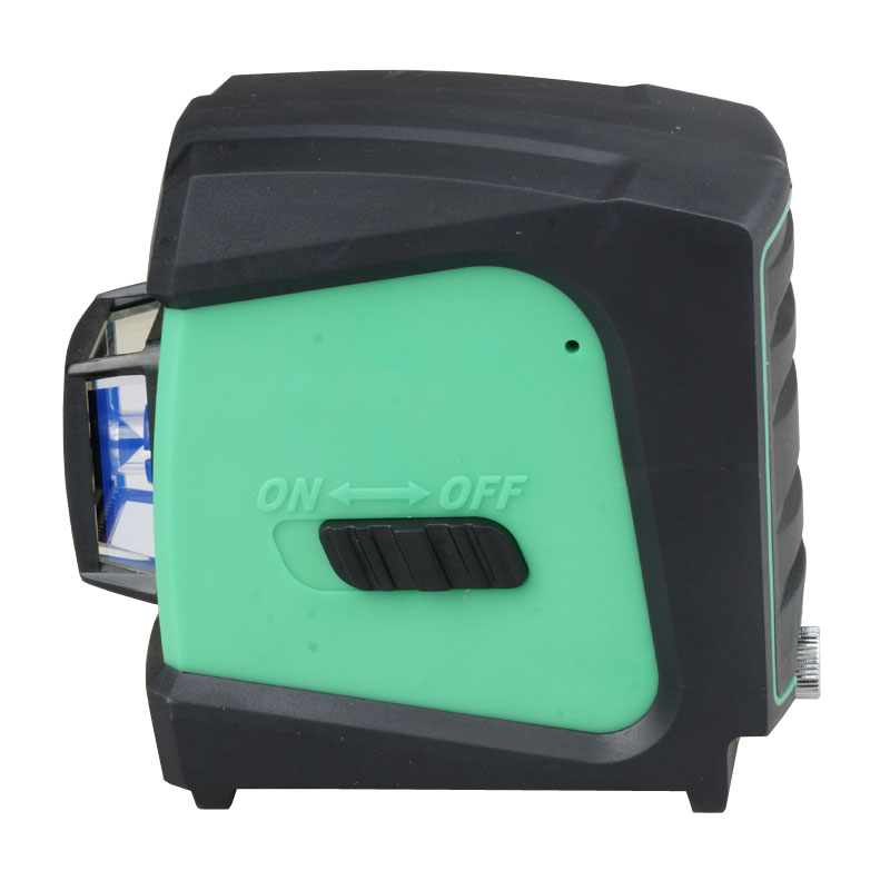 Green Line Laser Level ACUANGLE A8846G Wall Meter 360degree Self-leveling Rotary Level Laser Gravity Leveling Tools high quality southern laser cast line instrument marking device 4lines ml313 the laser level