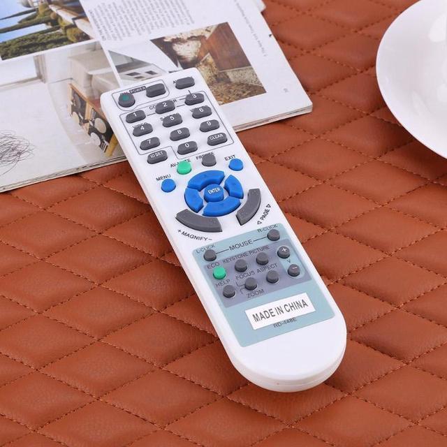 Remote Controller for NEC Projector RD 448E V260X+ V300X+ V260 RD 443E LT180+ LT280 LT380 M230 RD 450C M260XC VT LT NP