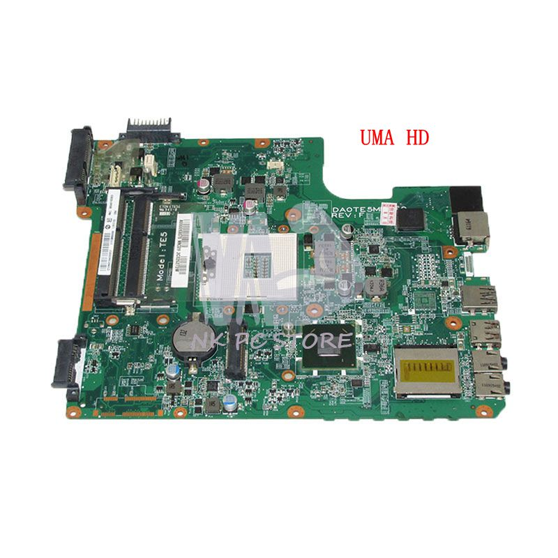 NOKOTION A000093070 DA0TE5MB6F0 For toshiba satellite L745 Laptop Motherboard 31TE5MB00G0 HM65 DDR3 UMA a000093450 date5mb16a0 for toshiba l745 l740 laptop motherboard ddr3 free shipping 100