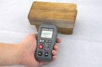 Higrometre Sıcak ahşap kağıt karton nem ölçer test Aralığı: 0 ~ 99.9% nem
