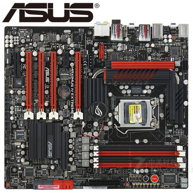 Driver for Asus Maximus IV Extreme LAN