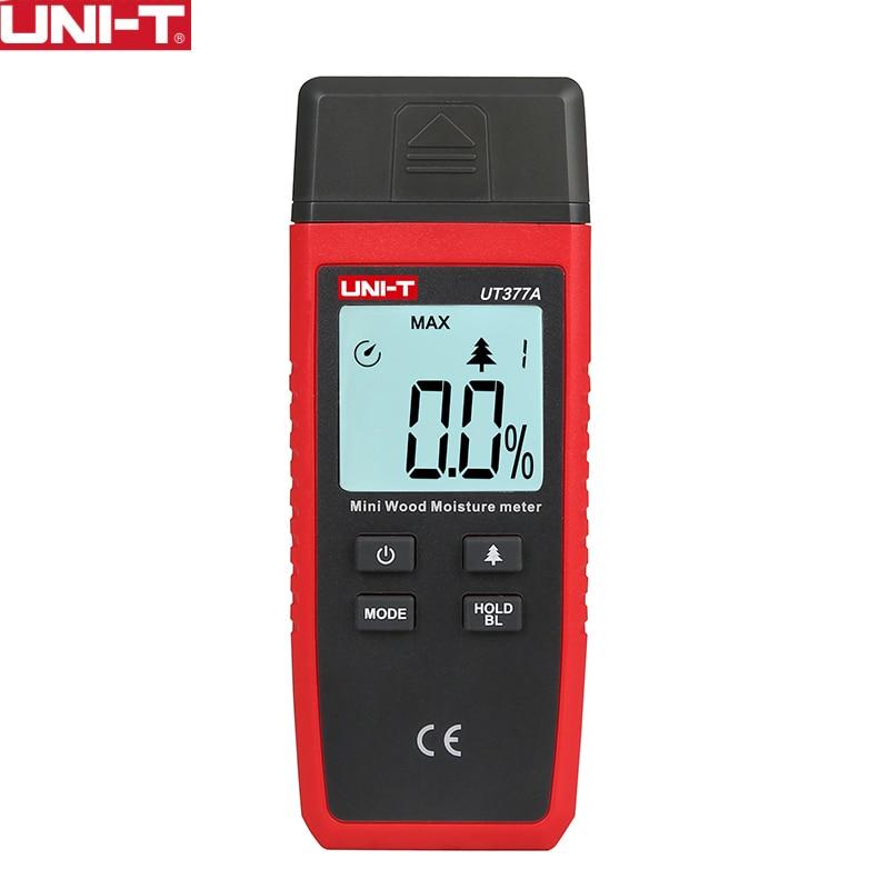 Feuchtigkeit Meter Messung Und Analyse Instrumente Uni-t Ut377a Professionelle Mini Hand-gehalten Lcd Holz Feuchtigkeit Meter Holz Damp Detector 2 Pins Bestellungen Sind Willkommen.