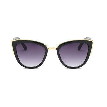 Brand Vintage Cat Eye Sunglasses Women Luxury Cateye Sun Glasses For Woman Sunglasses Ladies Designer High Quality 2020 2