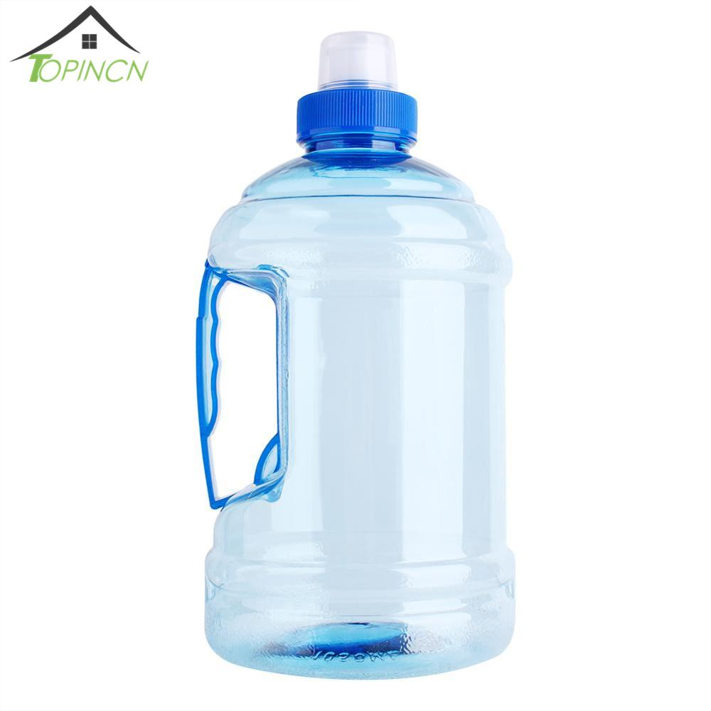 Large Capacity 1L/2L Big Sport Gym Training Party Drink Water Bottle Running Workout Water Bottle