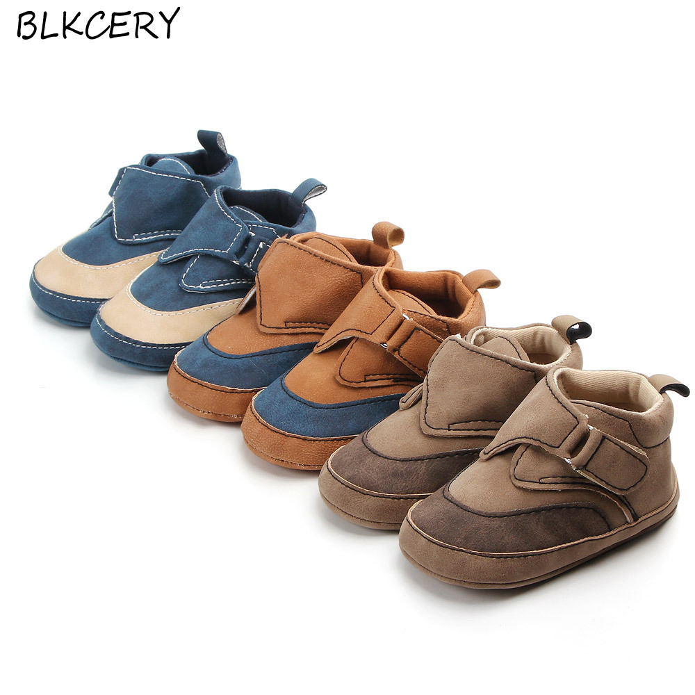 Chaussures pour bébés garçons | Nouvelle mode, baskets à semelle souple, chaussures de berceau pour tout-petits, mocassins pour cadeaux de 1 an