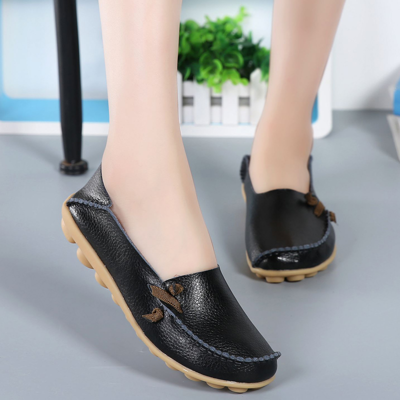 2017 Summer Women Flats Beach Mother Shoes New Fashion Solid Ladies Flats Moccasins Comforable Casual Women Shoes Loafers YBT712 yiqitazer 2017 new summer slipony lofer womens shoes flats nice ladies dress pointed toe narrow casual shoes women loafers