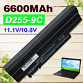 6600mAh Laptop Battery AL10G31 AL10A31 for Acer Aspire One 522 722 AOD255 AOD257 AOD260 D255 D255E D257 D257E  D260 D270 E100