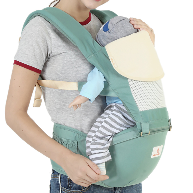 Infant Carrier Backpack Baby Carrier Hip Seat Prevent O-type Style Outdoor Toddler Sling Wrap Simple YL7003