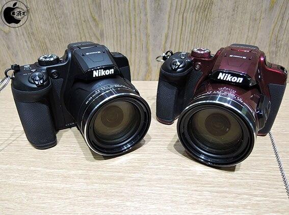 Nikon COOLPIX B700 Digital Camera Black Color