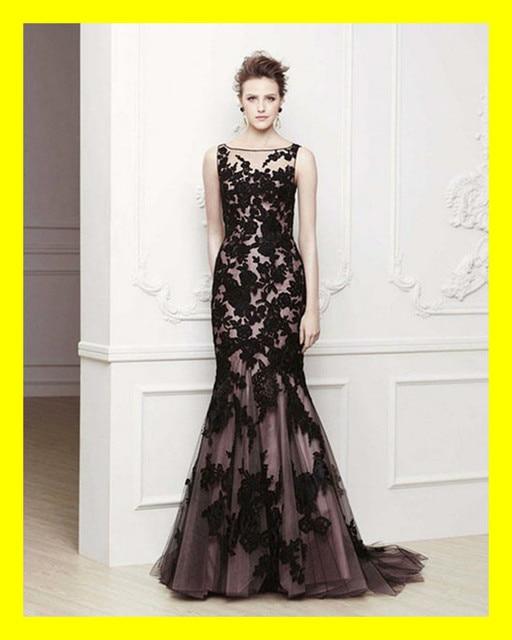 Prom Dresses Miami Cream Dress Where To Find Black Tie Dye Trumpet