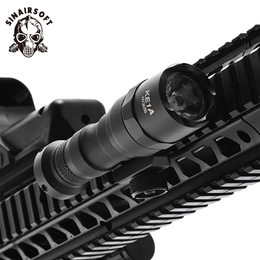 Sinairsoft elemento tático m300 m300a scout gun