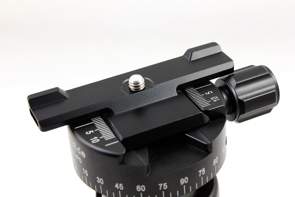FITTEST Vertical Quick Release Plate Hand Grip Holder for SONY NEX-7 Arca-Swiss RRS SUNWAYFOTO Compatible