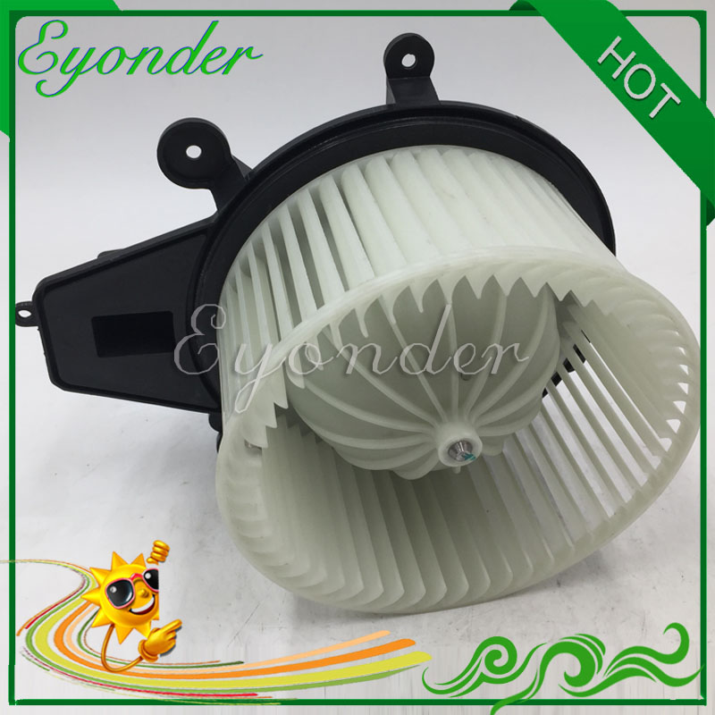 A C air conditioning AMPLIFIER FAN CONTROL Heater Fan Blower Motor Assembly for Nissan pickup Navara