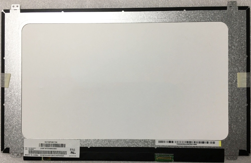 For Boe IPS LCD Screen NV156FHM T00 NV156FHM T00 Touch Screen matrix for Laptop 15 6