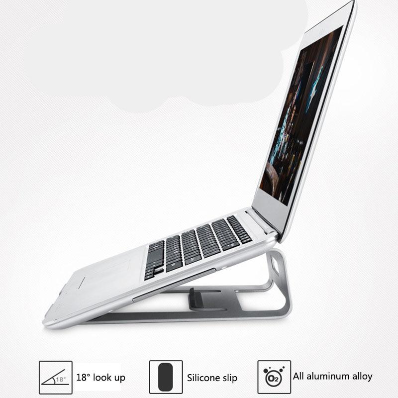 Aluminum Alloy Stand Laptop Tablet Mobile Phone Bracket Laptop Cooling Bracket Accessories