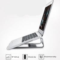 Aluminum Alloy Stand Laptop Tablet Mobile Phone Bracket Laptop Cooling Bracket Accessories