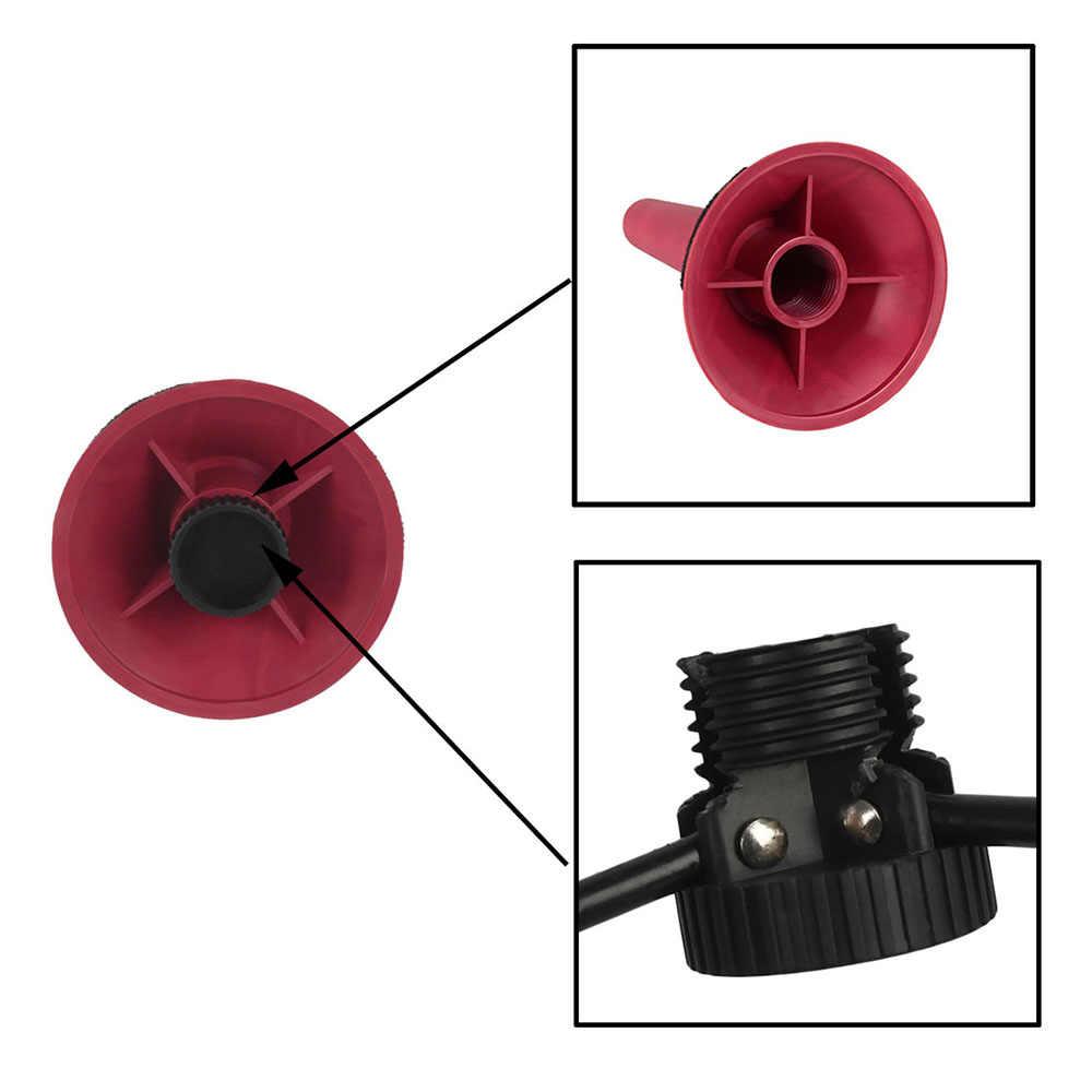 المحمولة البوق حامل ثلاثي القوائم دعامة حامل ABS المواد مع انفصال الساق المعدنية