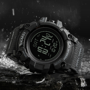 Image 3 - SKMEI Brand Mens Sports Watches Hours Pedometer Calories Digital Watch Altimeter Barometer Compass Thermometer Weather Men Watch