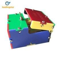 LeadingStar Caja Useless Kit DIY Inútil Máquina de Juguete de Regalo de Cumpleaños Geek Gadget Broma Tricky Divertido Del Juego Amplio Inútil Caja de Juguetes zk30