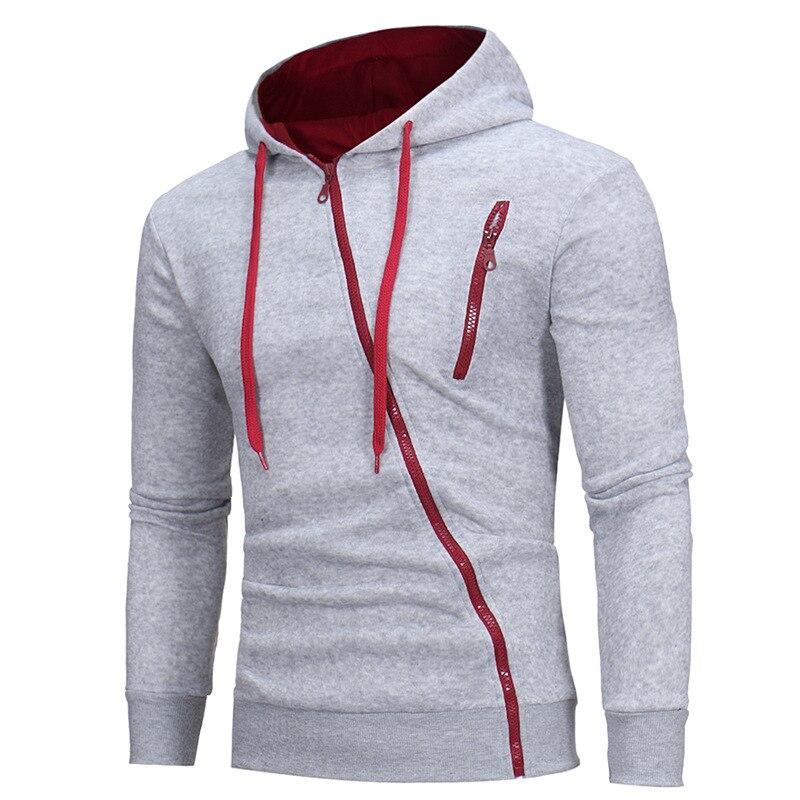 LBL Brand Hoodies Men Casual Hoodie Sweatershirts Mens Long Sleeve Sweatshirt Moletom Masculino Zipper Slim Hoody Tracksuit Male