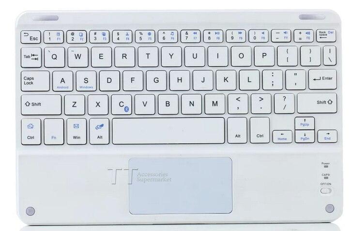 Evrensel Kablosuz Bluetooth Klavye Durumda Universa Chuwi HI10 10.1 - Tablet Aksesuarları - Fotoğraf 2