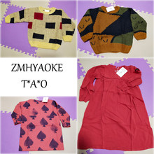 ZMHYAOKE T*A*O Baby Boy Clothes Clothes for Girls Fashion Beautiful Boys Sweaters Toddler Girl Clothing Girls Pullover Sweater(China)