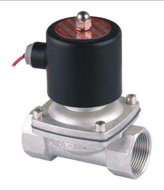2 шт./лот 1-1/4 ''Электрический электромагнитный Клапан Вода Воздух N/C 2W350-35 dc24v