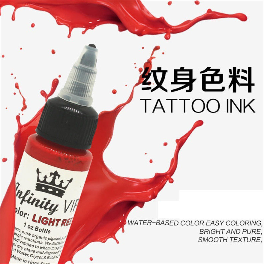 Tattoo Ink Sets Tattoo Paint Pigments for Tattoo from Plant Small Tattoo  Easy to Color  Template Supplies Tools