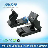 printer pinch roller assembly for wi color 2000 3000 machine