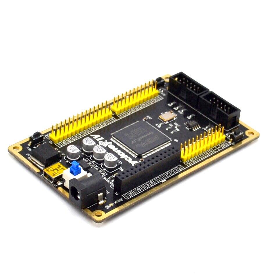 Altera Fpga Development Core Board Cyclone Iv Ep4ce Ep4ce6e22c8n Board With Usb Blaster Programmer 128m Sdram Camera Vga Sdk Sch Factory Direct Selling Price Demo Board