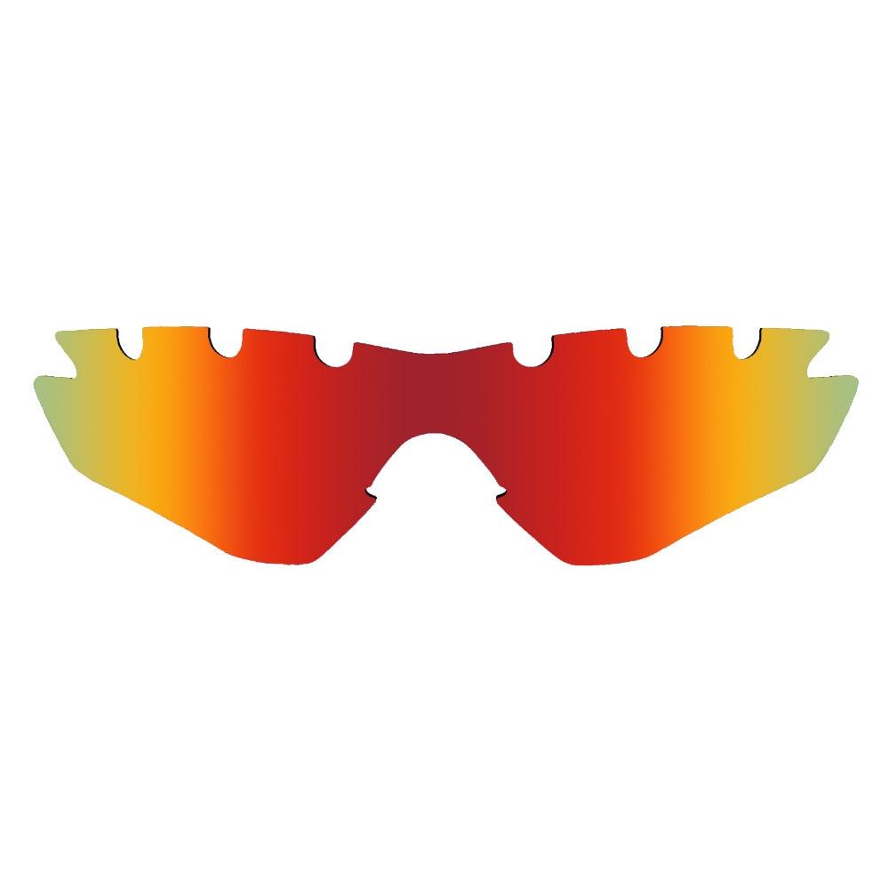 Black & Bronze Gold Mirrored Polarized Replacement Lenses For Half Jacket 2.0 Xl Frame 100% Uva & Uvb Men's Glasses