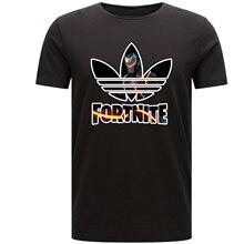 Fort T-Shirt Adult Mens Children's Child Kid's Gaming Johnwick Omega Free shipping Harajuku цена
